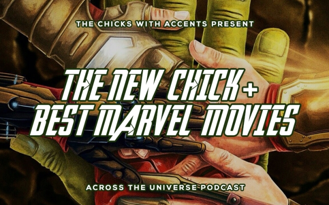 episode 61 new chick + marvel